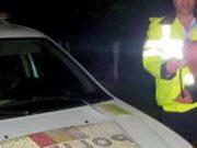 şofer beat a sunat la poliţie