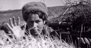 cea mai bună lunetistă ludmila pavlichenko