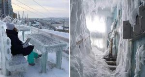 cel mai rece oraş din lume