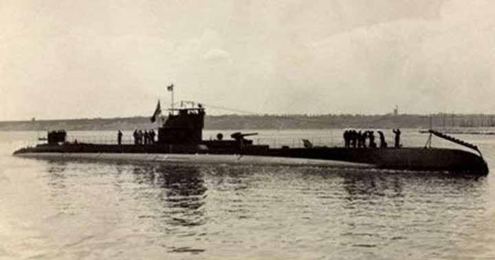 primul submarin românesc