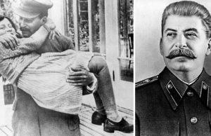 curiozităţi despre stalin