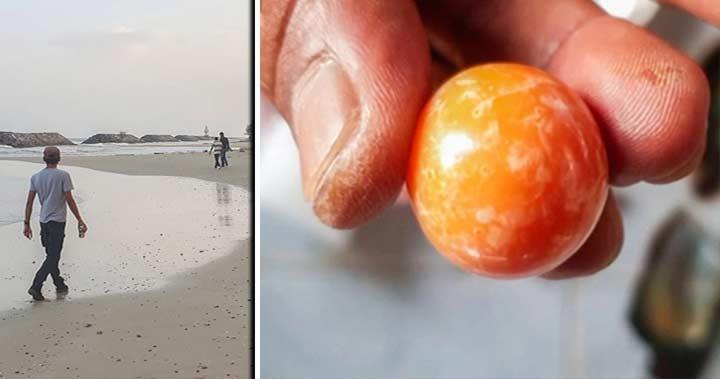 pescar sărac a găsit o perlă