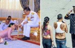 regele thailandei