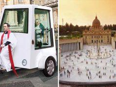curiozităţi despre vatican