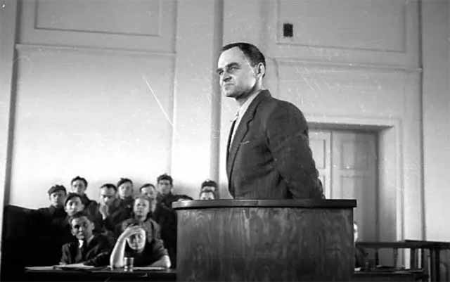 witold pilecki proces